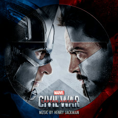 Captain America: Civil War (Original Motion Picture Soundtrack) - Henry Jackman