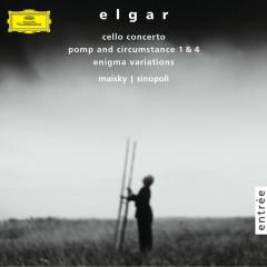 Elgar: Cello Concerto op.85 · Enigma Variations · Pomp and Circumstance 1 & 4 - Mischa Maisky, Giuseppe Sinopoli, Philharmonia Orchestra