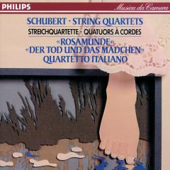 Schubert: String Quartets Nos.13 & 14