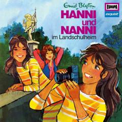 Klassiker 12 - 1976 Hanni und Nanni im Landschulheim - Hanni und Nanni