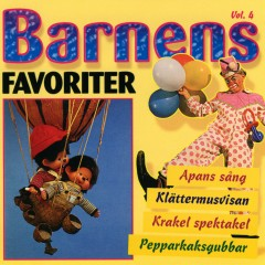 Barnens favoriter 4 - Various Artists