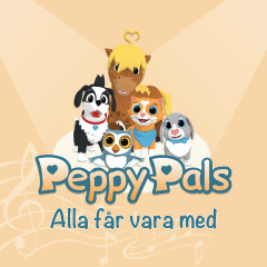Alla får vara med - Peppy Pals