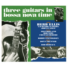 Three Guitars In Bossa Nova Time