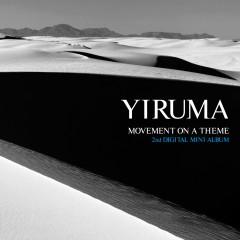 Yiruma 2nd Mini Album 'Movement On A Theme By Yiruma - 2nd Movement' (The Original & the Very First Recording) - Yiruma