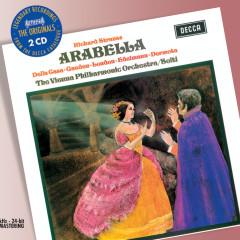 Strauss, R.: Arabella - Lisa della Casa, Hilde Gueden, Anton Dermota, George London, Wiener Philharmoniker