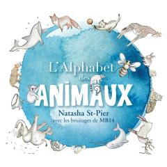 L'alphabet des animaux - Natasha St-pier