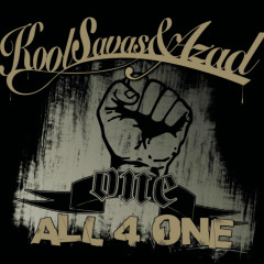 All 4 One - Kool Savas, Azad