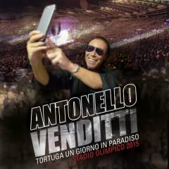 Tortuga un giorno in Paradiso stadio Olimpico - Antonello Venditti