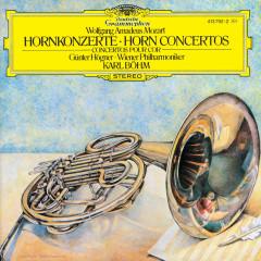 Mozart: Horn Concertos - Günter Högner, Wiener Philharmoniker, Karl Böhm