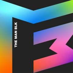 THE MAN BLK 1st Mini Album Various Colors