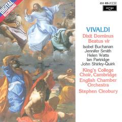 Vivaldi: Dixit Dominus/Beatus vir - Isobel Buchanan, Jennifer Smith, Ian Partridge, Helen Watts, John Shirley-Quirk