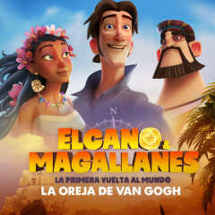 Elcano y Magallanes, La Primera Vuelta al Mundo ((Tema Central de la Película)) - La Oreja de Van Gogh