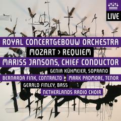 Mozart: Requiem (Live) - Royal Concertgebouw Orchestra