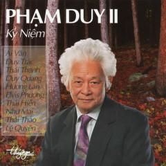 Phạm Duy 2 - Kỷ Niệm - Various Artists