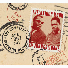 The Complete 1957 Riverside Recordings - Thelonious Monk, John Coltrane