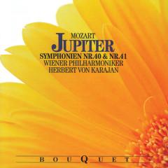 W.A. Mozart: Jupiter Symphonie - Wiener Philharmoniker, Herbert von Karajan