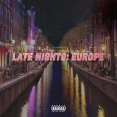 Late Nights: Europe - Jeremih