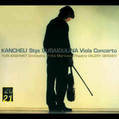 Kancheli: Styx / Gubaidulina: Viola Concerto - Yuri Bashmet, Orchestra of the Mariinsky Theatre, Valery Gergiev