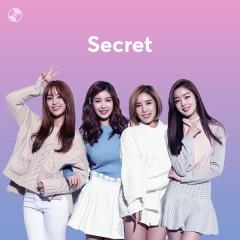 Những Bài Hát Hay Nhất Của Secret - SECRET