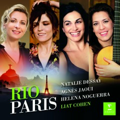 Rio-Paris - Liat Cohen/Natalie Dessay, Agnes Jaoui, Helena Noguerra, Natalie Dessay