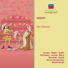Mozart: Don Giovanni - Rudolf Moralt, Wiener Symphoniker, George London, Ludwig Weber, Hilde Zadek