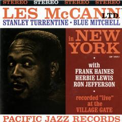 Les McCann LTD in New York - Les McCann LTD, Stanley Turrentine, Blue Mitchell