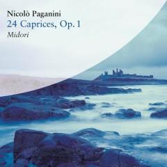 Paganini: 24 Caprices - Midori