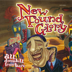 All Downhill From Here - New Found Glory