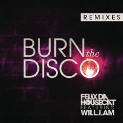 Burn The Disco (Remixes) - Felix Da Housecat, Will.i.am