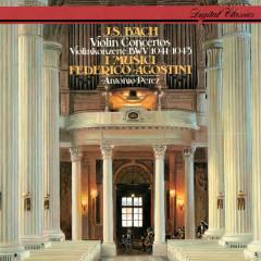 Bach, J.S.: Violin Concertos Nos. 1 & 2; Concerto for 2 Violins - Federico Agostini, I Musici