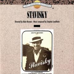 Stavisky (Original Motion Picture Soundtrack) - Stephen Sondheim