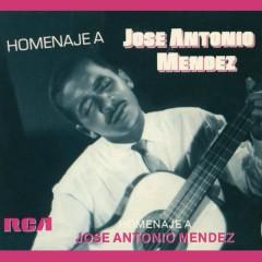 Homenaje a José Antonio Méndez - José Antonio Méndez