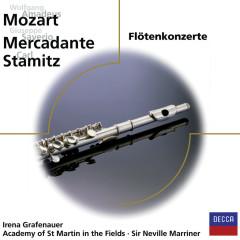 Flötenkonzerte - Irena Grafenauer, Academy of St. Martin in the Fields, Sir Neville Marriner