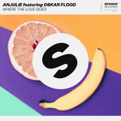 Where The Love Goes (feat. Oskar Flood) - Anjulie, Oskar Flood