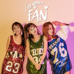 I'm Your Fan (Single) - LIME