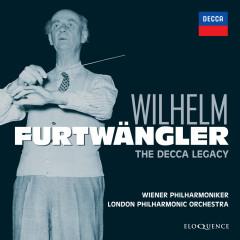 Wilhelm Furtwangler - The Decca Legacy - Wiener Philharmoniker, London Philharmonic Orchestra, Wilhelm Furtwangler