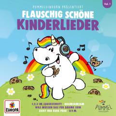 Pummeleinhorn präsentiert flauschig schöne Kinderlieder - Lena, Felix & die Kita-Kids