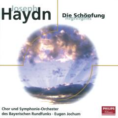 Haydn: Die Schöpfung (Highlights) - Agnes Giebel, Waldemar Kmentt, Gottlob Frick, Mechtild Von Kries, Margarethe Scharitzer