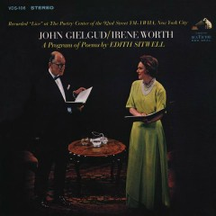 A Program of Poems by Edith Sitwell - John Gielgud, Irene Worth