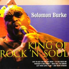 King of Rock 'N' Soul - Solomon Burke