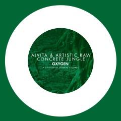Concrete Jungle - Alvita, Artistic Raw