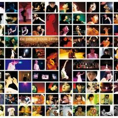 Hirosue Ryoko First Live -RH DEBUT TOUR 1999-