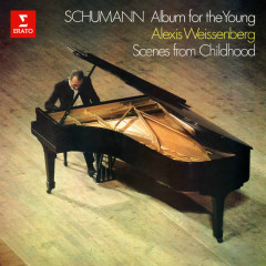 Schumann: Album for the Young, Op. 68 & Scenes from Childhood, Op. 15 - Alexis Weissenberg