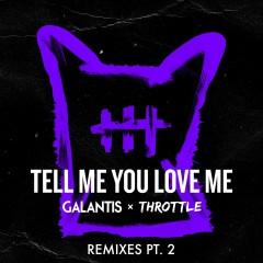 Tell Me You Love Me (Remixes Pt. 2) - Galantis, Throttle