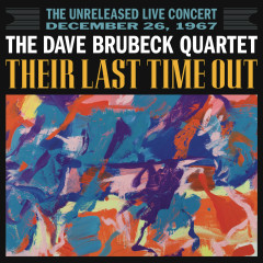 Their Last Time Out - The Dave Brubeck Quartet