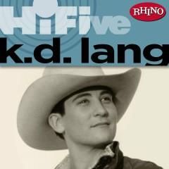 Rhino Hi-Five: k.d. lang - k.d. lang