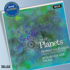 Holst: The Planets - Wiener Philharmoniker, Herbert von Karajan