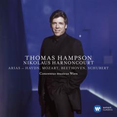 Arias by Haydn, Mozart, Beethoven & Schubert - Thomas Hampson, Nikolaus Harnoncourt