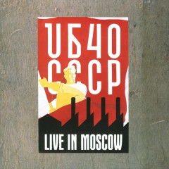 Live In Moscow - UB40
