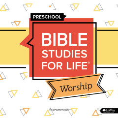 Bible Studies for Life Preschool Worship Spring 2021 Instrumentals - EP - Lifeway Kids Worship